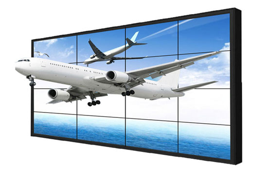 3D Video Tile Wall For Advertising & Live Events