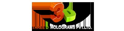 Three D Holograms PVT LTD.